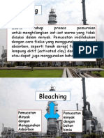 Bleaching Dan Deodorisasi