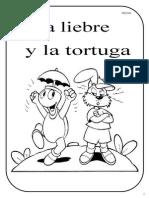 La Liebre y La Tortuga Para Leer.