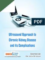 Renal Ultrasound in CKD Omics