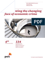 Global Economic Crime Survey 2014