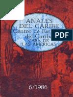 Anales del Caribe