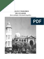 Pasillos y Pasilleros Ecuatorianos
