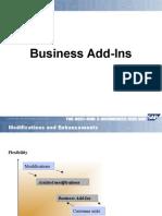 BADI Business Add Ins