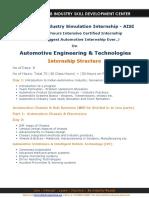 Expertshub_Automotive Technologies Internship