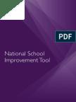 National School Improvement Tool