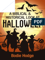 Biblical Historical Look Halloween