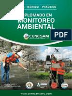 Brochure de Diplomado en Monitoreo Ambiental