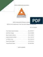 atps administraçao de produçao e operaçao