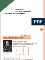 Name Reaction Rearrangement