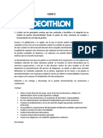 Caso 2 - Decathlon