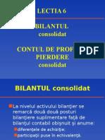 Bilantul Consolidat CPP Consolidat LECTIA 6