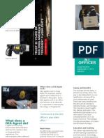 Foensic Brochure Recent