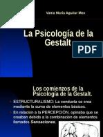 La Psicología de La Gestalt Expo Mtra