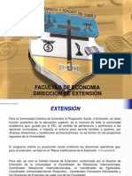Extension Economia Postgrado