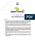 Interrobang Season 5 Case Challenge - The Third Pillar