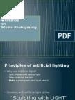 studio photography lesson plan