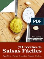 70 Recetas de Salsas Faciles.alba