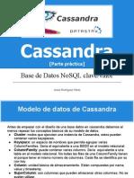 Presentacion Cassandra4 Blog