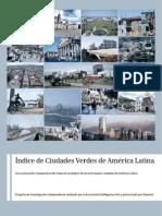 Ciudades Verdes AméricaLatina
