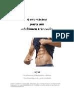 9 Exercícios para um Abdômen Trincado