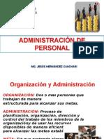 Administracion de Personal 15714