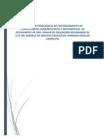Propuesta pedagogica reforzamiento 2.pdf