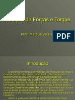 Medição de Forças e Torque Com Exemplos