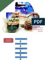 Analysis of Indian Logistics Sector