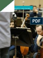 RTÉ Orchestras, Quartet and Choirs