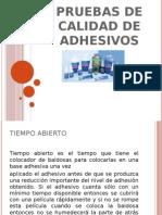 Pruebas de Calidad de Adhesivos.1