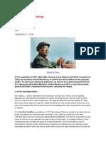 Vigencia de Mao Tse Tung