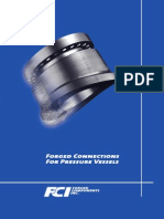 Forged Components Catalog for Pressure Vessel Connections