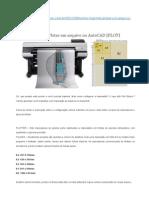 Como Imprimir Autocad