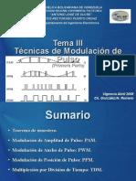 Tema 3a Mod en Pulso
