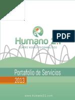 Portafolio de Servicios Humano 2.1