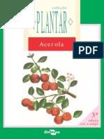 PLANTAR Acerola Ed03 2012