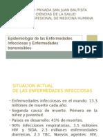 Epi Enf. Infecciosas y Transmisibles