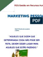 2 - Marketing Pessoal