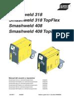 Smashweld-318-esab