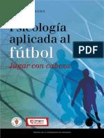 Psicologa Aplicada Al Fútbol Jugar Con Cabeza