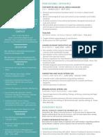 sania dawood - resume - september 2015