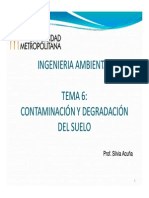 ingenieria ambiental Tema 6