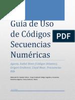 Guia de Uso de Codigos Sagrados y Secuencias Numericas