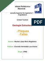 Segundo Parcial Geologia Estructural