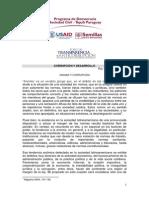 Corrupción y Desarrollo - Daniel Mendonca