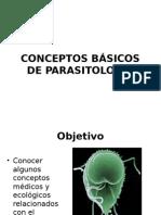 Conceptos Bc3a1sicos de Parasitologc3ada