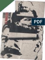 MARCUSE, Herbert, El Marxismo Soviético