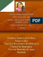 IsidoraCaro.ppt