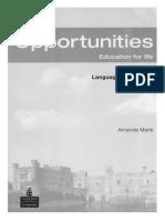 NEW Opportunities Beginner - LP