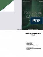 MAT- Tópicos de Cálculo